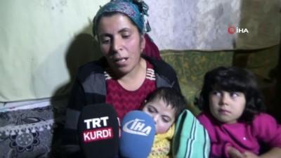 Tek odalı ahırda yaşam mücadelesi...Doğuştan engelli çocuğun ailesi yardım bekliyor