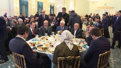 sosyoloji - AK Parti Sivil Toplum Kuruluşları Buluşması - Mehmet Özhaseki - ANKARA