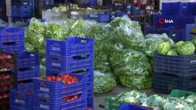 Antalya'da yılbaşı öncesi artan ürün fiyatları üreticiyi sevindirdi