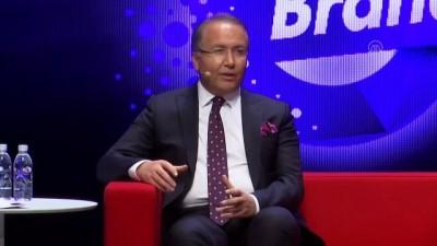 ebic - Brand&Sport Summit 2018 - Türkiye Tenis Federasyonu Başkanı Cengiz Durmuş - İSTANBUL