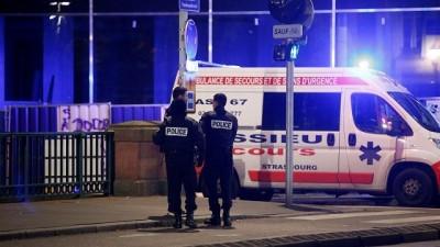 Fransa'da silahlı saldırı: Polisle zanlı arasında çatışma sürüyor Video