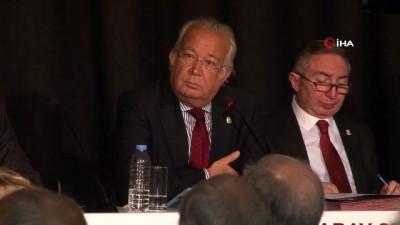 Galatasaray'da Aralık ayı Divan Kurulu Toplantısı başladı