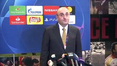 Galatasaray Kulübü İkinci Başkanı Albayrak : 'UEFA Avrupa Ligi'nde devam edeceğimiz için mutluyuz' - İSTANBUL