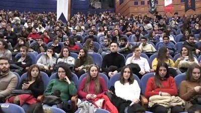 'İş Dünyasında Hedef: Girişimcilik ve Liderlik' konferansı - DENİZLİ