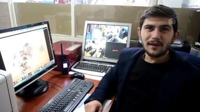 Karaman'da görev yapan gazeteciler AA'nın 'Yılın Fotoğrafları' oylamasına katıldı