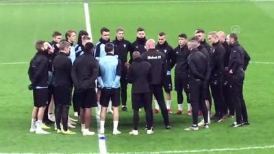 Malmö, Beşiktaş maçı hazırlıklarını tamamladı - İSTANBUL