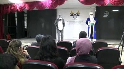 ogretmen - Mardinli çocuklar sanatla buluşuyor