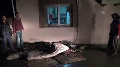 Osmaniye'de evin kundaklandığı iddiası - OSMANİYE Video