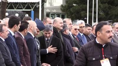 Şehit Emniyet Müdürü Verdi'nin cenazesi, Mersin'e uğurlandı - ADANA