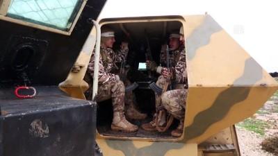Suriyeli askeri muhaliflerden yerli zırhlı araç - İDLİB