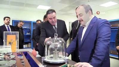 Türkiye Kilogram'daki değişikliğe hazır