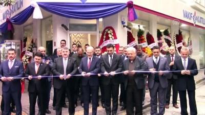 Vakıf Katılım, Balıkesir şubesini açtı - BALIKESİR