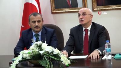 Bakan Yardımcısı Erdil, 'Türkiye, Avrupa'da 6 ülkenin topladığı uyuşturucuyu tek başına topladı'