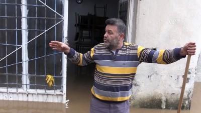 Bitlis'te şiddetli yağış - 40 köy ve mezra yolu ulaşıma kapandı