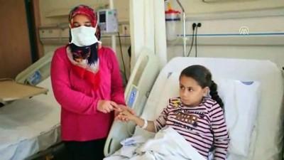 organ bagisi - Böbrek nakli Ece'ye hayat, annesine umut oldu - ANTALYA