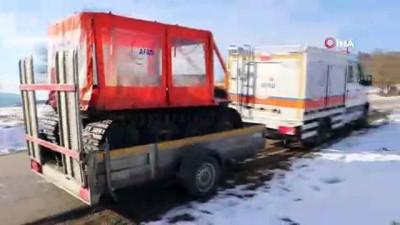ormanli -  Bolu'da imdat sinyali veren otomobil Konya'da tamirhanede çıktı