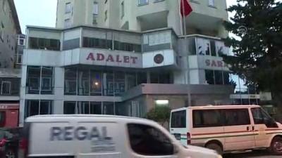 Büyükçekmece Adliyesi'nde bomba ihbarı - İSTANBUL
