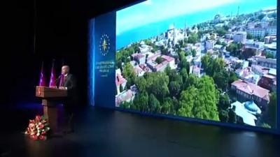 Cumhurbaşkanı Erdoğan: 'AKM'yi inşallah dünyaya örnek bir opera merkezi haline getireceğiz' - ANKARA