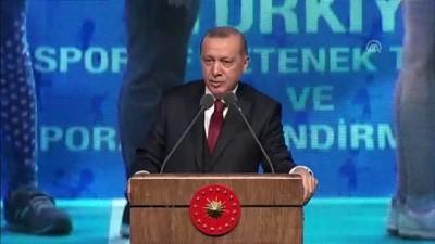 gubre - Cumhurbaşkanı Erdoğan: 'Gençlerimizin sesi soluğu olacak bir 'Gençlik Radyosu' kuruyoruz' - ANKARA