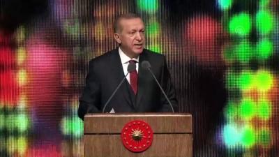 kamera - Cumhurbaşkanı Erdoğan: 'Kayıt Dışı Ekonomi İle Mücadele Eylem Planı'nın hazırlanmasını sağlıyoruz' - ANKARA