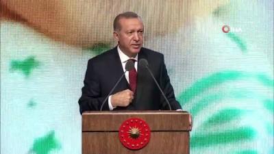 kiraathane -  Cumhurbaşkanı Erdoğan: 'Yeni randevu sitemini devreye alıyoruz ve kimlik, sürücü belgesi için randevuyu 60'dan 10 güne indiriyoruz'