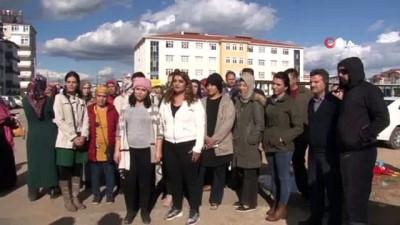 ogretmen -  Engelli öğrenciye darp iddiasına tepki gösteren veliler öğretmeni savundu