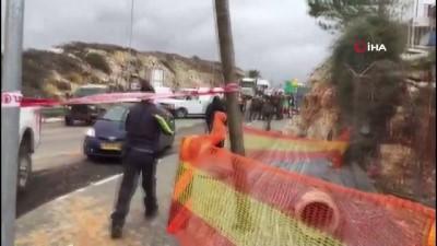 - İsrail Ramallah'a giriş çıkışları kapattı