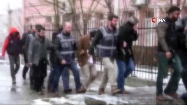 silahli teror orgutu -  Muş merkezli FETÖ operasyonu: 10 gözaltı