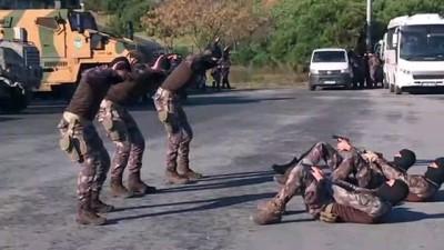 ozel harekat polisleri - Özel Harekat Polisi'nden tatbikat (2) - İSTANBUL