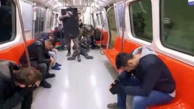 Özel Harekat Polisi'nden tatbikat (3) - İSTANBUL
