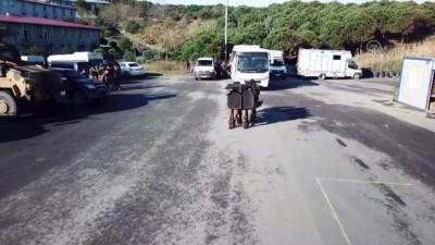 ozel harekat polisleri - Özel Harekat Polisi'nden tatbikat (5) - İSTANBUL
