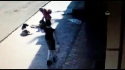 Sokak köpeğinin saldırısına uğrayan çocuk yaralandı - HATAY