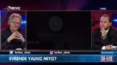 2018'de Türkiye'de görülen UFO'lar!