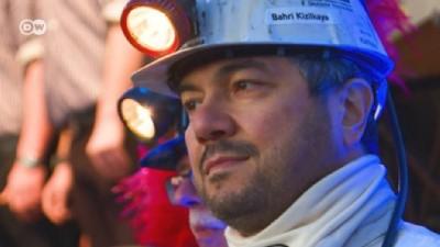 Almanya'nın son taşkömürü madenine hüzünlü veda İzle
