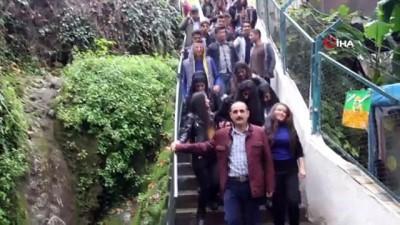 Başkale Belediyesi'nden Antalya gezisi