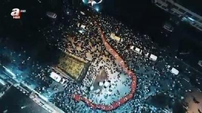 Başkan Erdoğan: Türkiye şahlanıyor