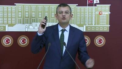 """darbe girisimi -  CHP Grup Başkanvekili Özgür Özel: """"Gebze-Halkla hattında sinyalizasyon tamamlanmadan bu hat işletmeye alınmamalıdır"""""""