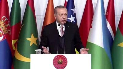 Cumhurbaşkanı Erdoğan: Kaşıkçı'nın Suudi Arabistan Başkonsolosuğunda öldürülmesi bir kenara atılacak konu değildir aslında konu her yönüyle açık - İSTANBUL İzle
