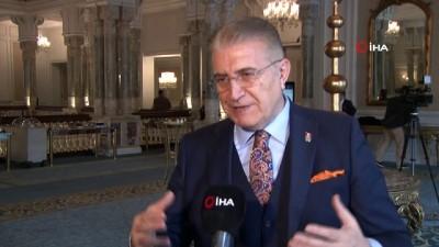 """Dr. Mustafa Aydın: """"Buradan çıkarken cebimizde para olmayacak ama buradan çıkarken ülkenin ekonomisini kalkındıracak fikirler ceplerimizde olacak"""""""
