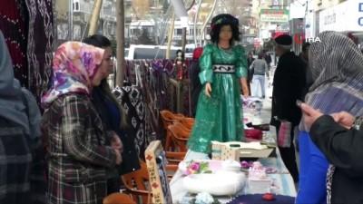 Hakkarili kadınlardan 'yerli malı' vurgusu