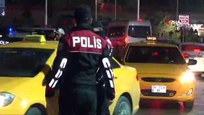 İstanbul'da 'Kurt Kapanı-28' asayiş uygulaması