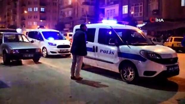 silahli kavga -  Malatya'da silahlı kavga: 1 yaralı