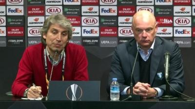 """Uwe Rösler: """"Beklenmeyen bir başarıya imza attık"""" İzle"""