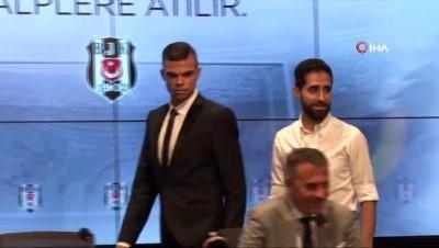 bir ayrilik - Beşiktaş, Pepe ile yollarını ayırdı