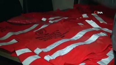 Fransa'daki olaylar, İzmir'de milli piyango bayilerinin yelek rengini değiştirtti
