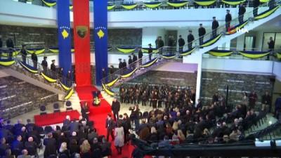 - Kosova ordusu kuruldu - NATO ve AB'nin karşı çıktığı Kosova ordusu için devlet töreni düzenlendi