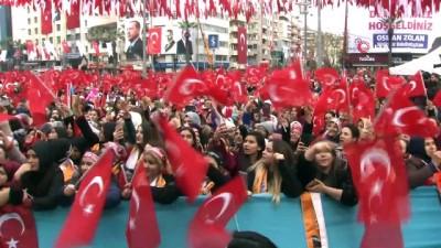 """TBMM Başkanı Yıldırım: """"Milletimizi dünya milletler ailesinin liderini yapmak için var gücümüzle çalışmaya devam edeceğiz"""""""