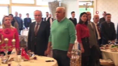 is insanlari -  TÜMBİFED Genel Başkanlığı'na Cemil Bilge seçildi