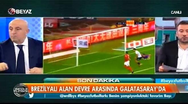 galatasaray - Alan Carvalho Galatasaray'da