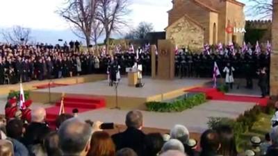 uluslararasi -  - Gürcistan'ın İlk Kadın Devlet Başkanı Zurabişvili Yemin Etti
